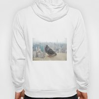 New York Pigeons Hoody