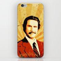 Stay Classy iPhone & iPod Skin