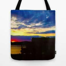 Gone So Fast Tote Bag