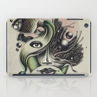 Fish Tale iPad Case