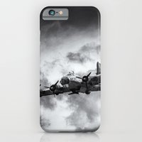 iPhone & iPod Case featuring Through The Clouds by Roger Wedegis