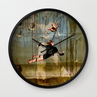 You can fly Wall Clock