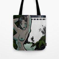 David & Bath-Sheba Tote Bag