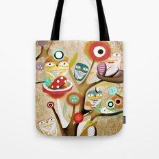Owls Owls Tote Bag