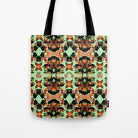 Panther Pattern  Tote Bag