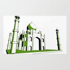 Taj Mahal Rug