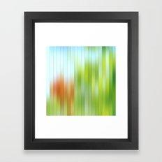 vntgflwr01 Framed Art Print