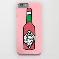 Hot Sauce In My Bag Swag iPhone 6 Slim Case