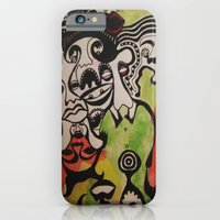 iPhone & iPod Case featuring the joke isn't funny anymore by Dan Feit