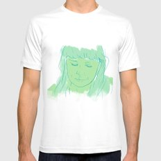Alessi's Ark, another portrait I made, for purchasing here Mens Fitted Tee White SMALL