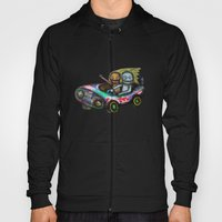 A trip by car Hoody