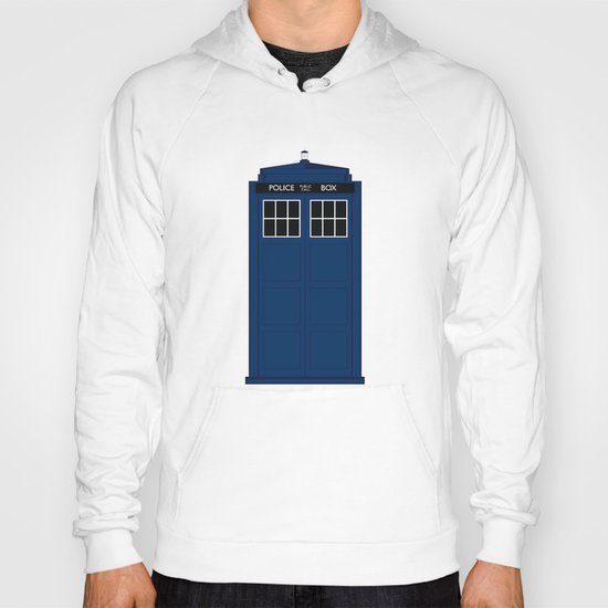 Doctor Who - The Doctor is in.....  Hoody