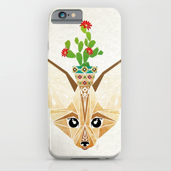 fennec fox iPhone & iPod Case