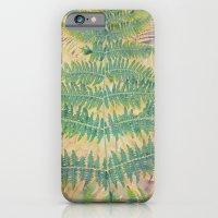 fern 018 iPhone 6 Slim Case