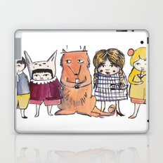Moo Friends Laptop & iPad Skin