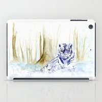 Frost Tiger iPad Case