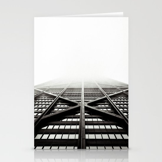 Chicago - Hancock Stationery Card