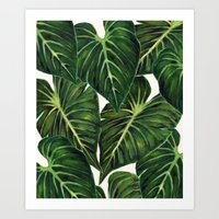 Tropical II Art Print