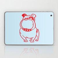 Bulldog Laptop & iPad Skin