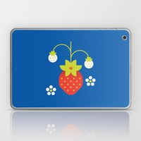 Fruit: Strawberry Laptop & iPad Skin