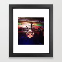 Chandelier II Framed Art Print