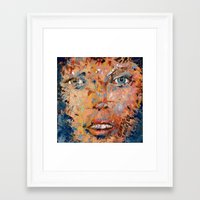 Sedated Dream Framed Art Print