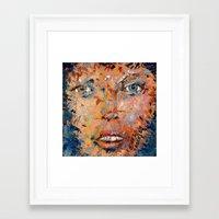 Sedated Dream Framed Art Print
