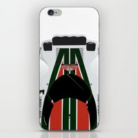 Stratos iPhone & iPod Skin