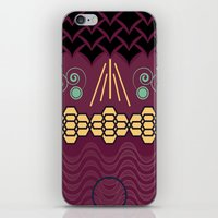 HARMONY pattern Alt 2 iPhone & iPod Skin