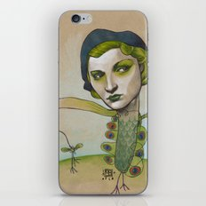 PRETTY'S ON THE INSIDE iPhone & iPod Skin