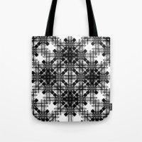 Diamond Shotgun Tote Bag