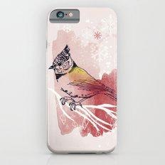 winter bird Slim Case iPhone 6s