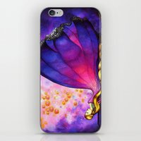 Rapunzel And Lanterns iPhone & iPod Skin