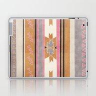 Laptop & iPad Skin featuring Rustic Tribal Pattern In… by Tangerine-Tane