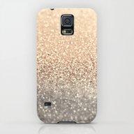 GOLD Galaxy S5 Slim Case
