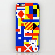 Sail iPhone & iPod Skin