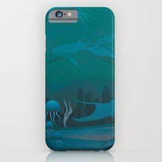 THE DOME - Fantasy | Animals | underwater | Ocean | Sci-fi | Whales | Ocean  Slim Case iPhone 6s
