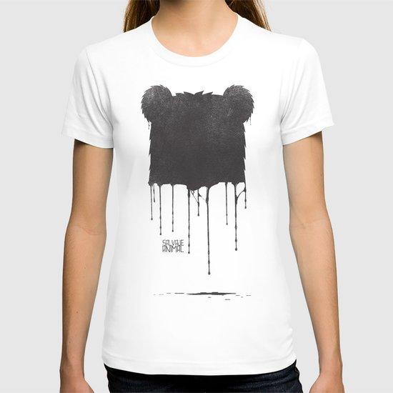 SALVAJEANIMAL Drops T-shirt