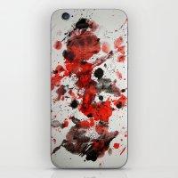 Acryl-Abstrakt 29 iPhone & iPod Skin