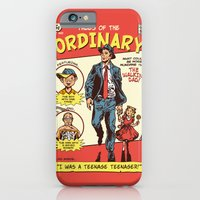 iPhone & iPod Case featuring Tales Of The Ordinary by Stuart Colebrook