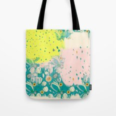 Over Time Tote Bag