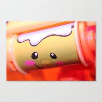 Go Lucky Toy Canvas Print