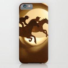 Horse racing (Courses hippiques) Slim Case iPhone 6s