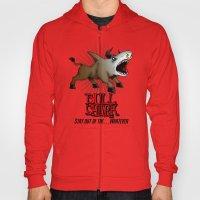 Bull Shark Version 2 Ani… Hoody