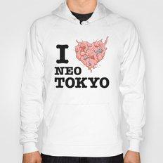 I Tetsuo Neo Tokyo Hoody