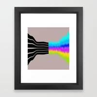 Any Colour You Like Framed Art Print