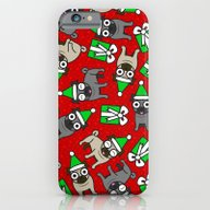 Merry Pugs iPhone 6 Slim Case