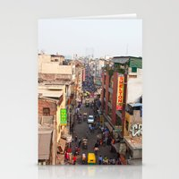 India New Delhi Paharganj 5519 Stationery Cards
