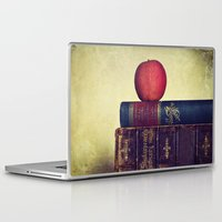 books Laptop & iPad Skins featuring Books by Lawson Images