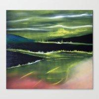 Wilderness 2 Canvas Print